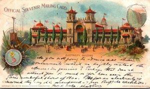 Pan American Exposition 1901 Buffalo New York Electricity Building 1901 Priva...
