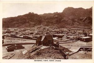 Yemen Aden General View (Arabia)