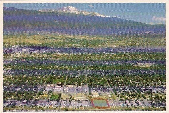 The U S Olympic Training Center Colorado Springs Colorado