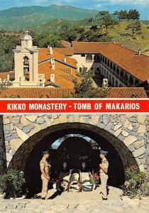 Cyprus Kykko Monastery Tomb of Makarios Monastere Tombeau