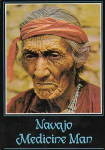 Arizona Saltwater Navajo Indian Medicine Man