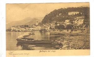 Bellagio dal Lago , ITALY , 1890s-1905