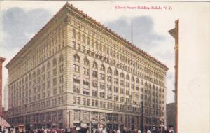 Ellicott Square Building, BUFFALO, New York, 1900-1910s