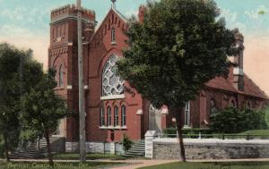 ORILLIA , Ontario, Canada, 00-10s ; Baptist Church