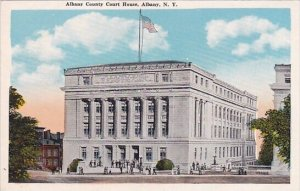 New York Albany County Court House