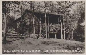 Arkansas Mountain Home Blackburns Ranch Resort Lake Norfork