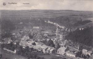 HOUFFALIZE (Luxembourg), Belgium, PU-1911; Panorama