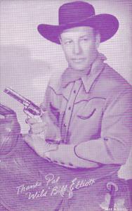 Cowboy Arcade Card Wild Bill Elliott