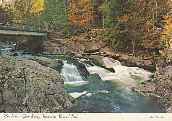 The Sinks Great Smoky Mountains National Park Charlotte North Carolina
