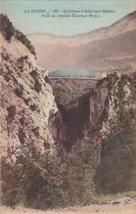 France Aix-les-Bains Pont de l'Abime