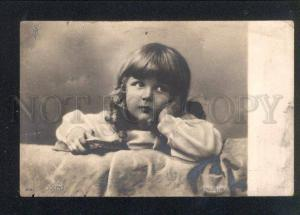 047355 Dream of Girl w/ BOOK vintage PHOTO