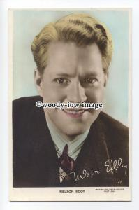 b5000 - Film Actor - Nelson Eddy, M.G.M. No.140 - postcard