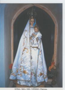 Postal 015496: Virgen Nuestra Se?ra del Vi?ro