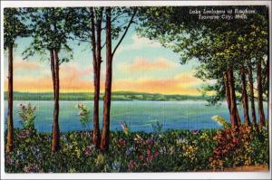 Lake Leelanau at Bingham, Traverse City MI