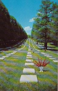North Carolina Winston Salem Gods Acre Moravian Graveyard