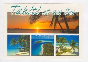 Tahiti, 60-80s, 4-views