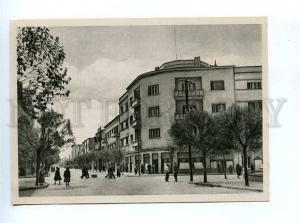 179349 ALBANIA DURRES old postcard