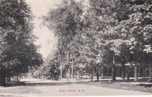 NEW LONDON, New Hampshire, 00-10s; Residential Street View