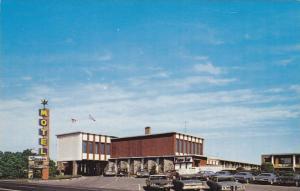 Le Dauphin Hotel , DRUMMONDVILLE , Quebec , Canada  , 50-60s