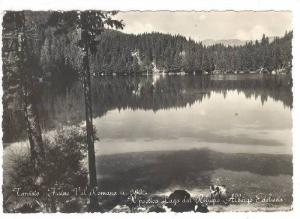 Il Poetica Lago Dal Rifugio Albergo Edelweis, Fusine Val Romana, Tarvisio (Fr...