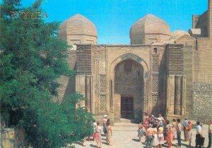 Post card Uzbekistan Bukhara Magoki Attari Mosque