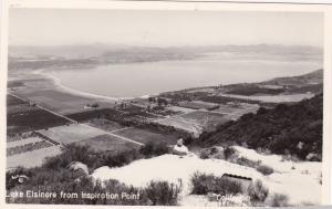 RP: LAKE ELSINORE , California , 1930s - 40s