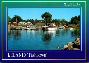 Michigan Leland Fishtown