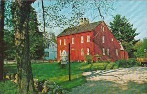Connecticut Darien The Bates-Scofield Homestead