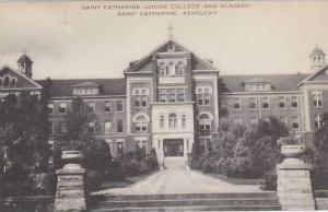 Kentucky Saint Catharine Saint Catharine Junior College And Academy Artvue