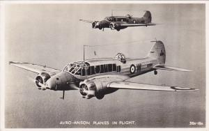 RP: UK Avro-Anson Airplanes , 30-40s