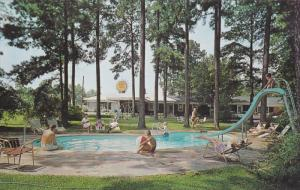 COLUMBIA, South Carolina, 1940-1960´s; Forest Motel and Dining Room, U.S. #1...