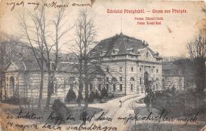 B33226 Postyen Ferenc Jozsef Furdo slovakia