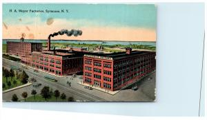 18203    NY Syracuse    H.H. Franklin Automobile Works