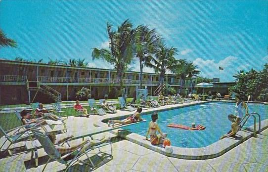 Florida Pompano Beach Olah's Ocean Lodge With Pool