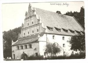 RP: KAZIMERZ DOLNY, Poland, PU-1962, Dom turysty PTTK