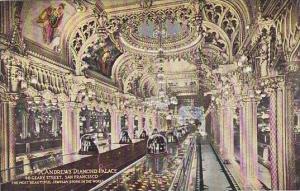 California San Francisco A Andrews Diamond Palace 46 Geary Street