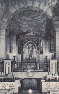Pennsylvania Philadelphia Interior Of  Saint Michael Chapel Shrine Of The Tru...