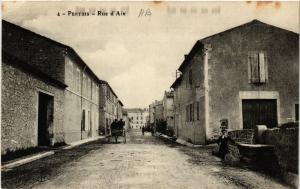 CPA PERTUIS - Rue d'Aix (511787)