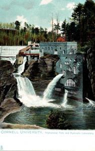 New York Ithaca Triphammer Falls and Hydraulic Laboratory Tucks
