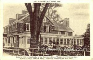 Historic Old Ferry Inn -pa_w_0091