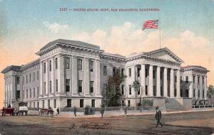 United States Mint, San Francisco, California, Early Postcard
