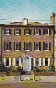 Heyward Washington House Charleston South Carolina