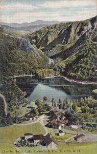 New Hampshire Dixville Notch Lake Glorietta and The Balsams