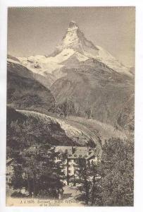 Zermatt, Switzerland, 00-10s  Hotel Riffelalp et le Cervin