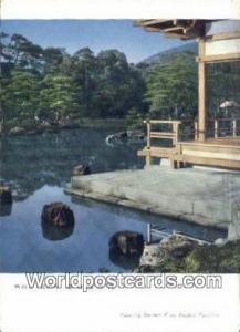 Japan Garden Golden Pavilion Garden Golden Pavilion