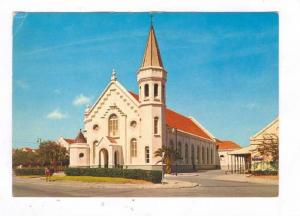 Saint Franciscus Church at Oranjestad, ARUBA - N.A., 40-60s