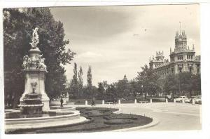 RP, Prado Boulevard, Apolo Fountain, Madrid, Spain, 1920-1940s