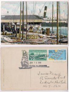Old Dominion Wharf, Norfolk VA