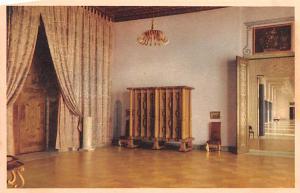 Sweden Old Vintage Antique Post Card City Hall, Tre Kronor Room Stockholm Unused