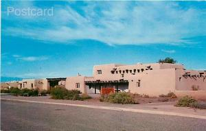 NM, White Sands National Monument, New Mexico, Administration Building